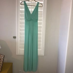 Tart mint green maxi dress, size S